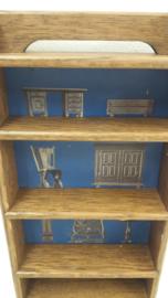 Wandrekje voor kleine items / Wall rack for smaller items