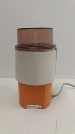 Oranje Moulinex Snijmachine Mixer /  Orange Moulinex Slicer Mixer
