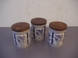 Kruidenpotjes Wachtersbach / Herb jars Wachtersbach