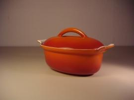 Stoofpannetje oranje Dru 4170-10 / Oven pan Dru 4170-10