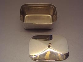 Koninklijke Begeer verzilverd doosje /  silverplated box