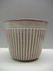 West-Raven bloempot grijs 10.5 cm. nr. 432 / Planter 3.3 inch. number 432