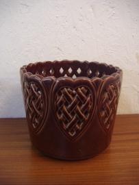 Bruin van Siekera 10 cm.  / Brown made by Siekera 3.9 inch.