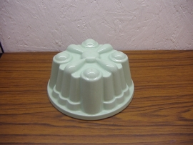 Puddingvorm in mint 16.5 cm. / Pudding mold in mint 6.5 inch.