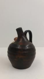 Potterie de Graaf vuurtest in Bruin / Pottery de Graaf fire tess in brown