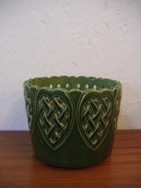 Groen van Siekera 10 cm.  / Green made by Siekera 3.9 inch.