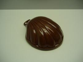 Bakvorm in Schelp model 20 cm.