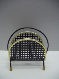 Servetten houder in Mategot stijl / Napkin holder in Mategot style