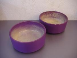 Adco schaaltje in paars nummer 21171 / Adco bowl in purple number 21171