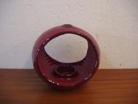 Waxine houder Vorm 15 cm. / Waxine holder Vorm 5.9 inch.G-696-