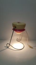 Tafellampje van Grolsch 34 cm. / Table lamp by Grolsch 13.4 inch.