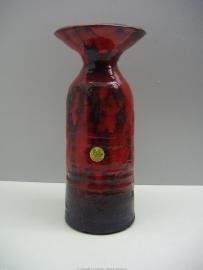 Kandelaar van J.van Erp / Candlestick holder by J. van Erp