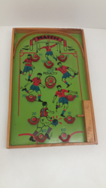 Oud knikkerspel Match / Old marbles game Match