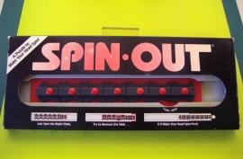 "Hersenkraker "" SPIN OUT "" Binary Arts 1987"