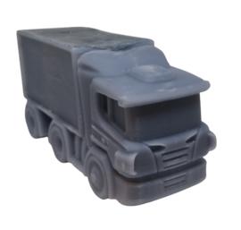4D vrachtwagen mal