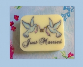 Just Married 1 mal