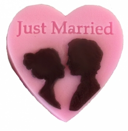 Just married 3 mal