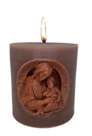 Maria en kind cilinder mal