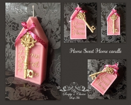 Home Sweet Home candle mal