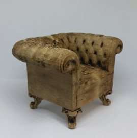 chesterfield fauteuil mal