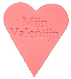 Mijn Valentijn hart mal