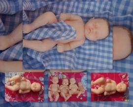 baby boy 3D mal