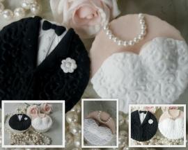 Wedding cupcakes mallen