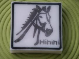Hihihi paardje mal