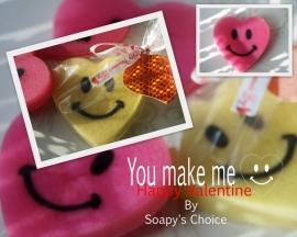 You make me smiley