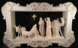 4D Storyroom: Nativity scene