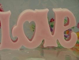 "NIEUW woord ""Love"" mal"