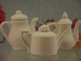 set koffie/thee pot mallen