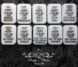 Keep Calm....mold