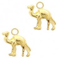 Bedel kameel goudkleurig