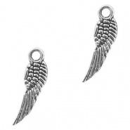 Bedel vleugels angel wings zilver BQ