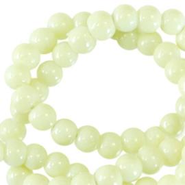 Glasparel groen mist sea 3 mm opaak