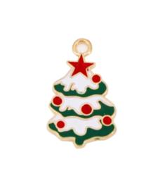 Bedel kerstboom goud