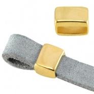 Schuifkraal goudkleurig DQ