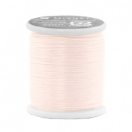 Miyuki beading draad roze licht 0,2 mm