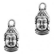 Bedel Boeddha / Buddha zilver BQ