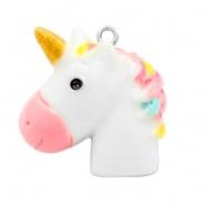 Bedel unicorn eenhoorn rainbow