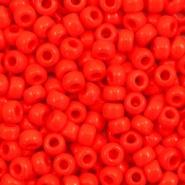 Miyuki rocailles rood vermilion opaque 3 mm 5 gram