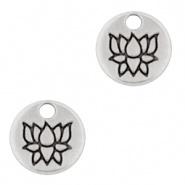 Bedel lotus zilver DQ