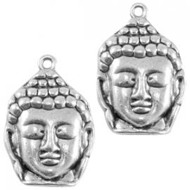 Bedel Boeddha / Buddha zilver