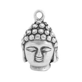 Bedel Boeddha / Buddha zilver TQ