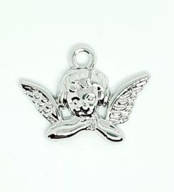 Bedel engel zilver