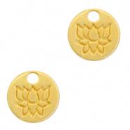 Bedel lotus goudkleurig DQ