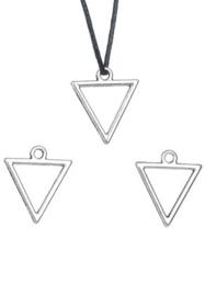 Bedel driehoek zilver