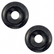 Natuursteen kralen disc