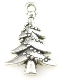 Bedel kerstboom zilver